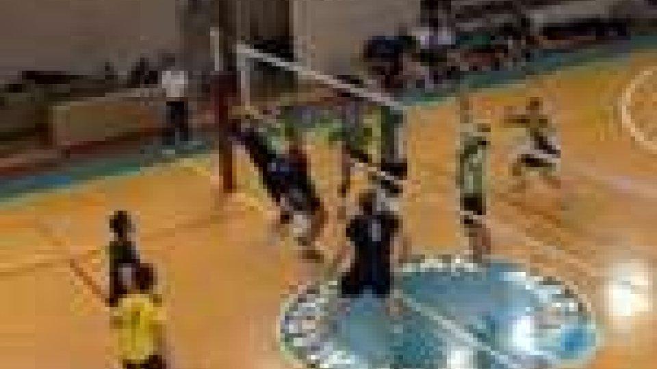 Volley, la Royal Catering batte Ravenna e vola in testa alla classifica