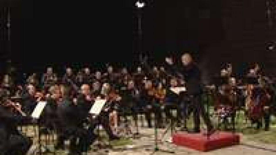"""San Marino: risuonano le """"Note di libertà"""" con l'Orchestra sinfonica abruzzese"""