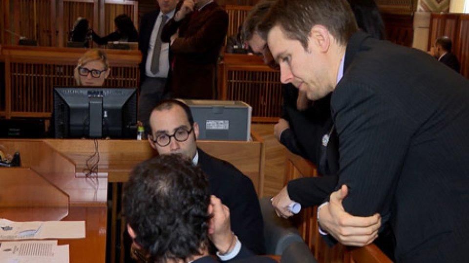 Consiglio Grande e GeneraleCaso Asset: scontro feroce in Aula dopo il riferimento a porte chiuse su Cis