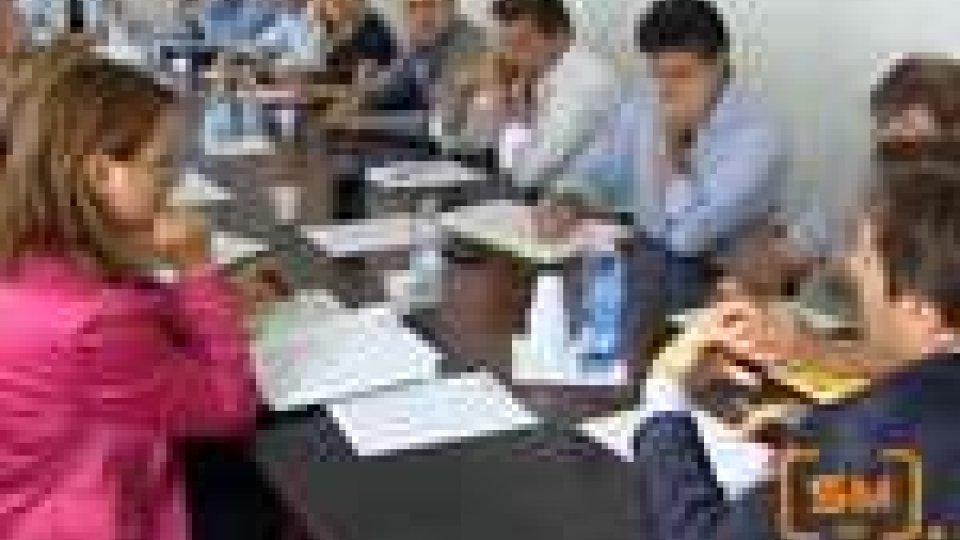 San Marino - Incontro Mussoni-Categorie economiche su decreto al lavoro