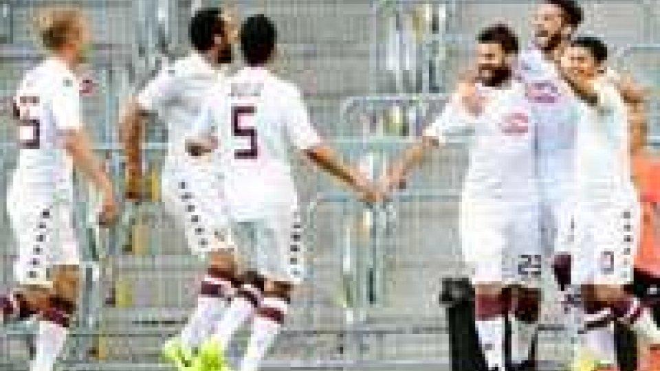 Europa League: Brommapojkarna-Torino 0-3, doppietta di Larrondo