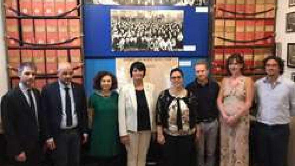Capitani Reggenti in visita al Museo dell'Emigrante e al Centro di Ricerca sull'Emigrazione dell'Università di San Marino