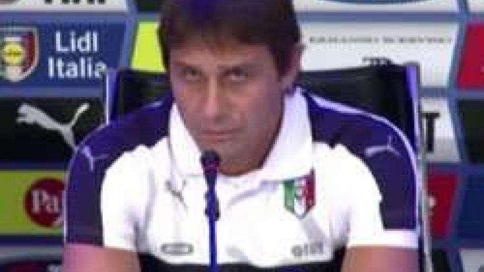 """Antonio ConteConte: """"Convoco solo chi dimostra di tenere alla Nazionale"""""""