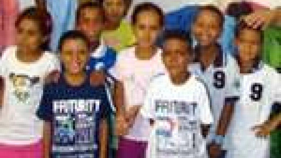 Bambini saharawi in Emilia Romagna