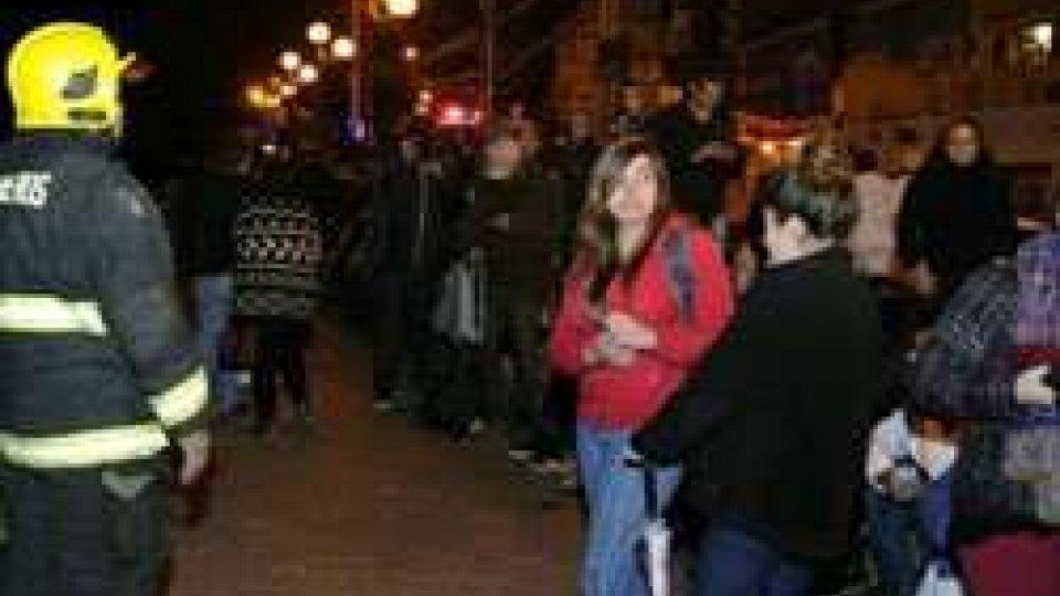 Forte sisma in Cile, 8.3 di magnitudo