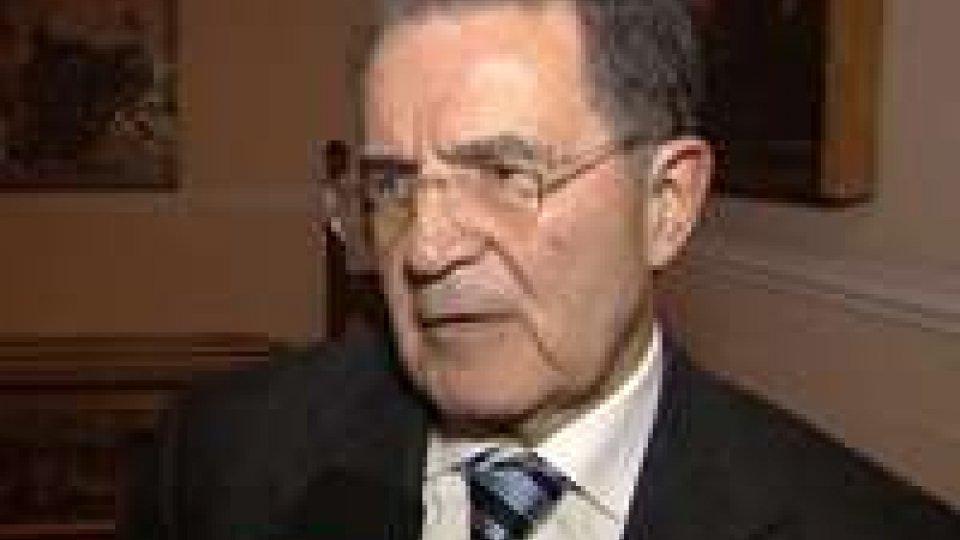 Rimini: Romano Prodi alla Conferenza per la rivitalizzazione del lago Tchad