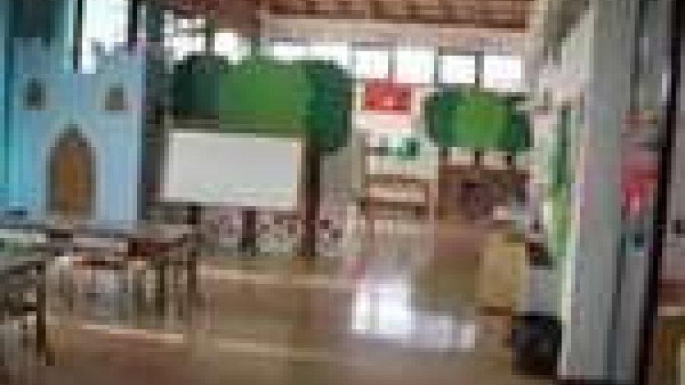 La scuola di Falciano