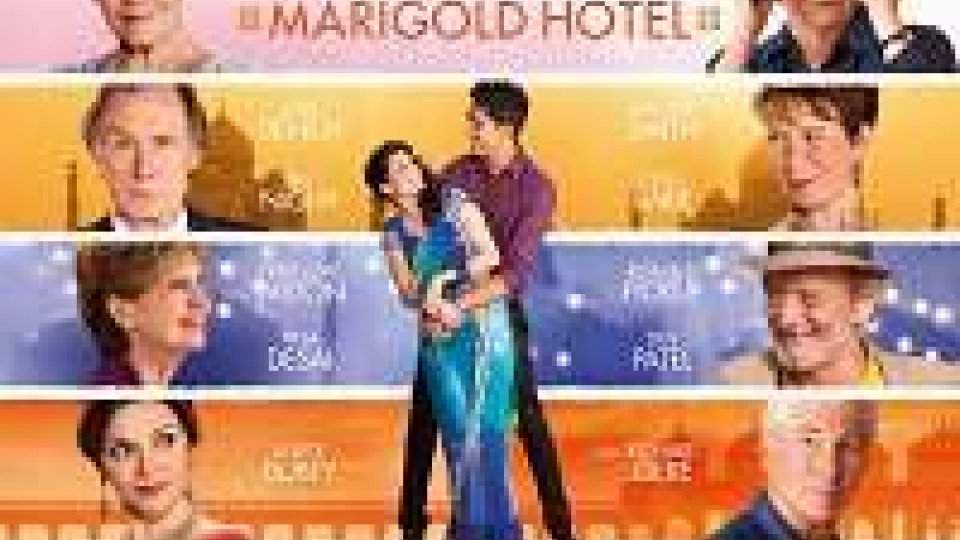 ''Ritorno al Marigold Hotel'' (Il Film)