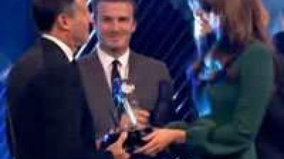 Inghilterra: premiati gli atleti distintesi nel 2012Inghilterra: premiati gli atleti distintesi nel 2012