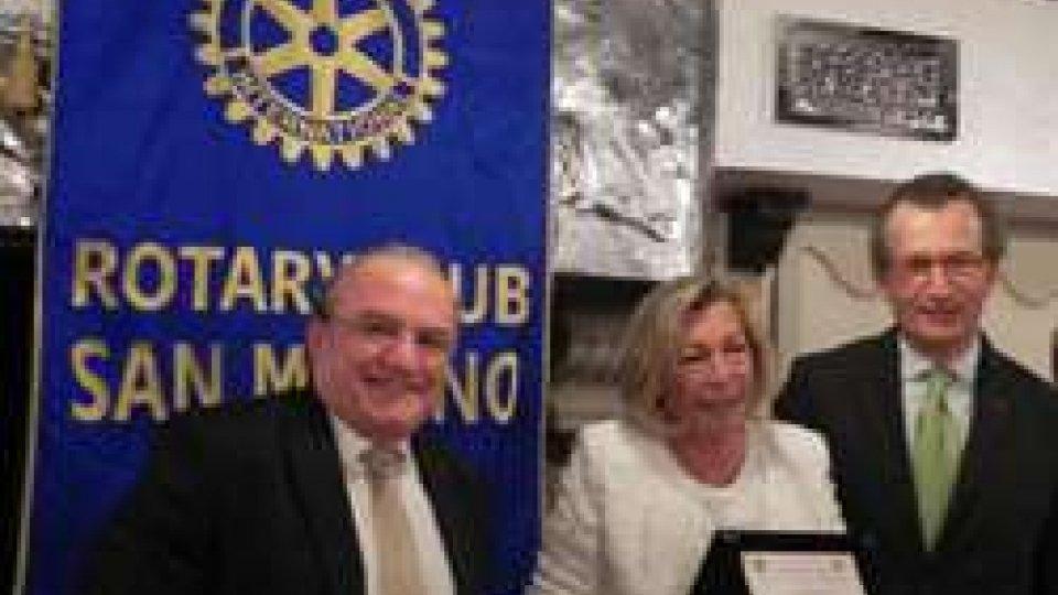 """""""Premio Rotary alla Professionalità 2018"""" a Simona Michelotti, imprenditrice SIT GROUP"""
