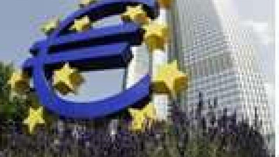 Francoforte: riunione del Consiglio direttivo della Banca Centrale Europea