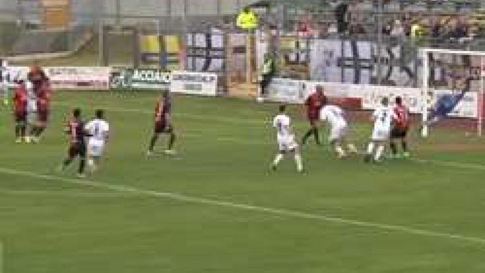 Gubbio-Parma 1-4Gubbio-Parma 1-4