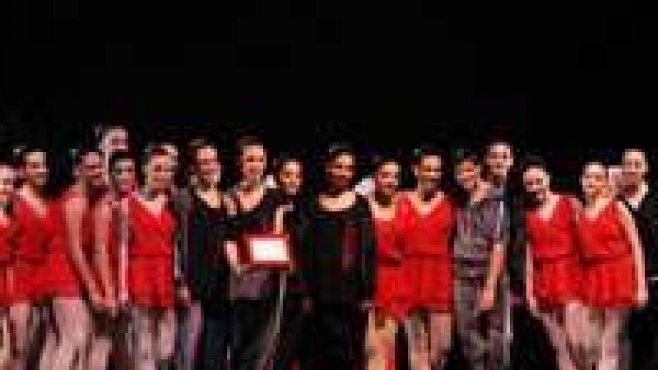 Gruppo classico junior - premiazione 1° posto