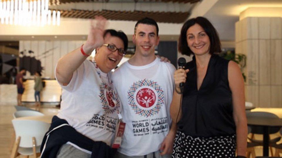 Special Olympics Games: gli atleti di San Marino sono arrivati a DubaiSpecial Olympics Games: gli atleti di San Marino sono arrivati a Dubai
