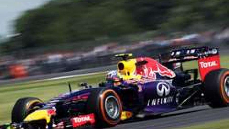 F1, Gp Azerbaijan: Ricciardo il più veloce nelle libere