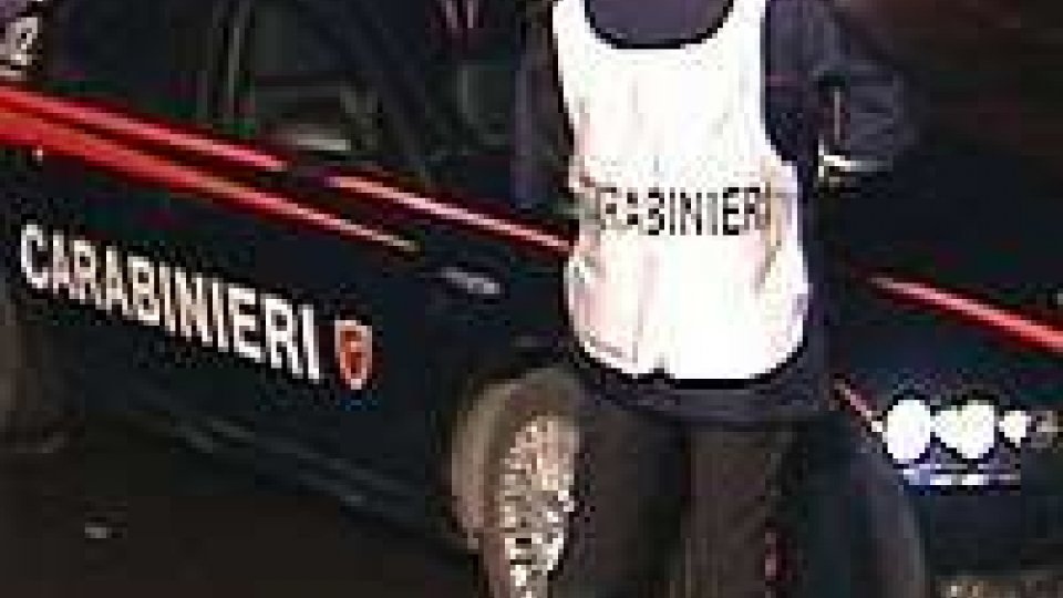 Riccione: arrestato sammarinese per resistenza a pubblico ufficiale