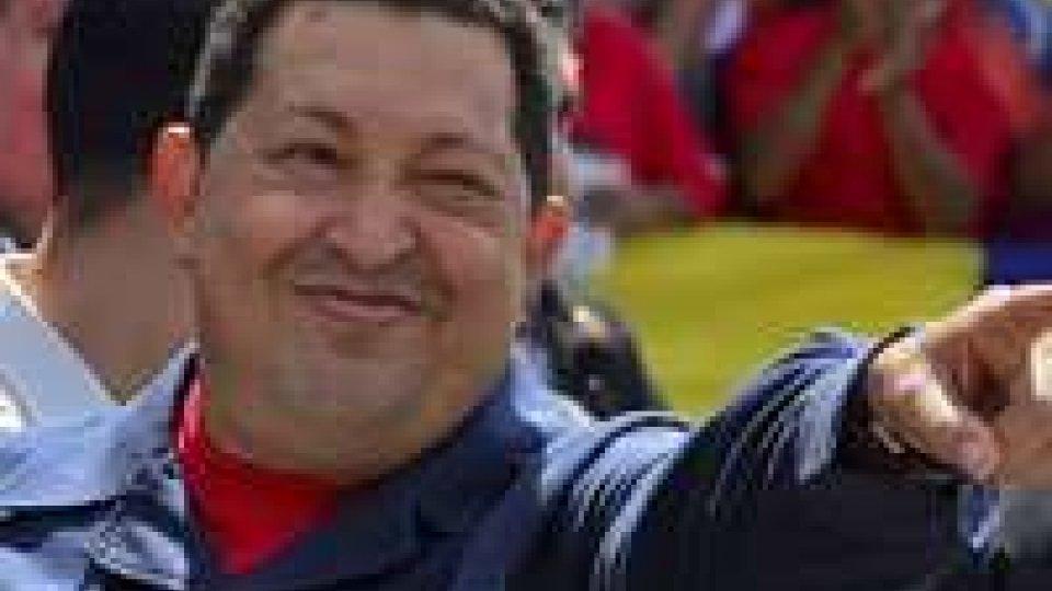 Successo per l'operazione di Chavez
