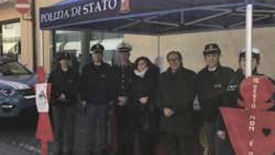 Questura Rimini, giornate di sensibilizzazione sui fenomeni del femminicidio e dei maltrattamenti in famiglia