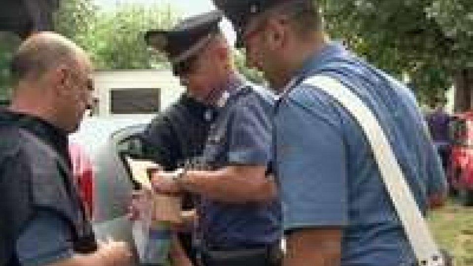 Blitz in un campeggio a Riccione: trovati hashish, marijuana e cocaina