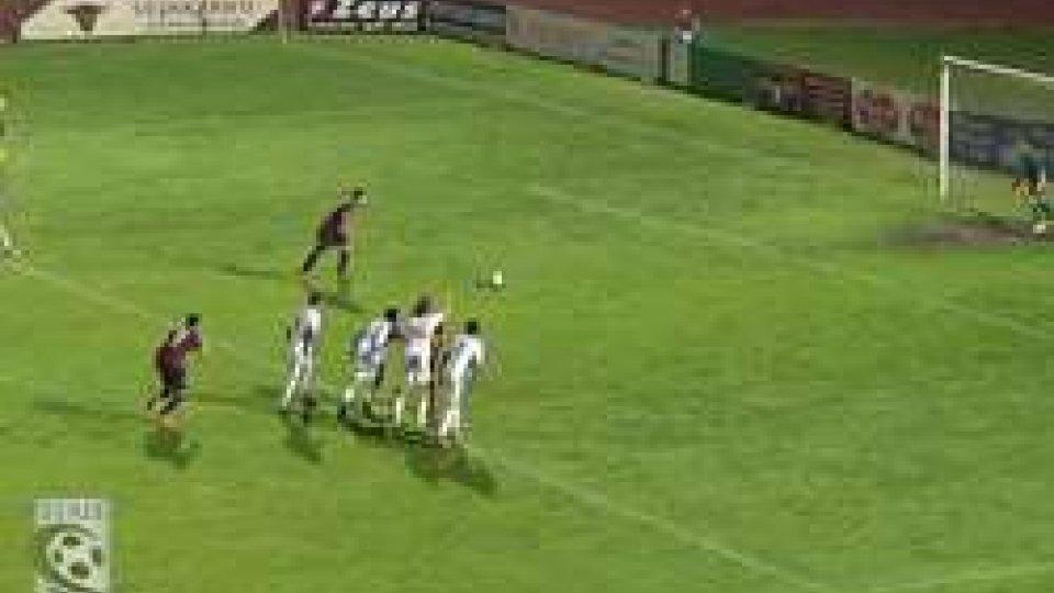 Casertana - Rende 2-1Grandi emozioni a Caserta dove la squadra di D'Angelo batte il Rende al 90°
