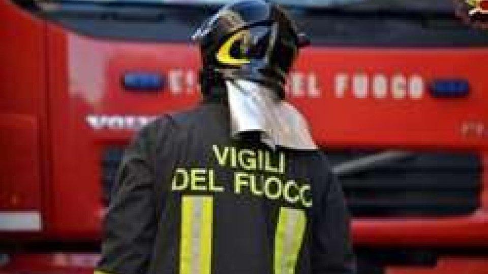 Novafeltria: termocoperta prende fuoco, 81enne intossicato