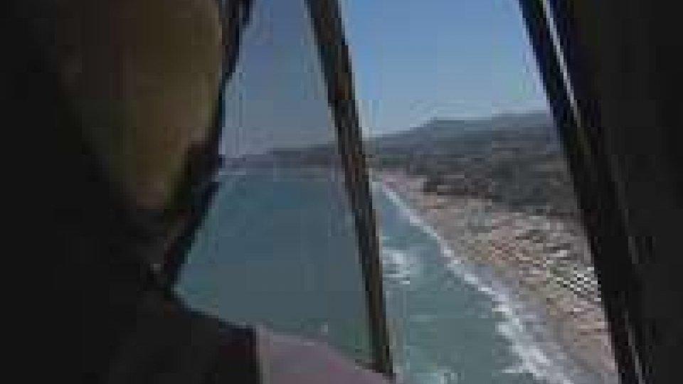 Controlli sul territorio: in volo con la Guardia di Finanza di Rimini