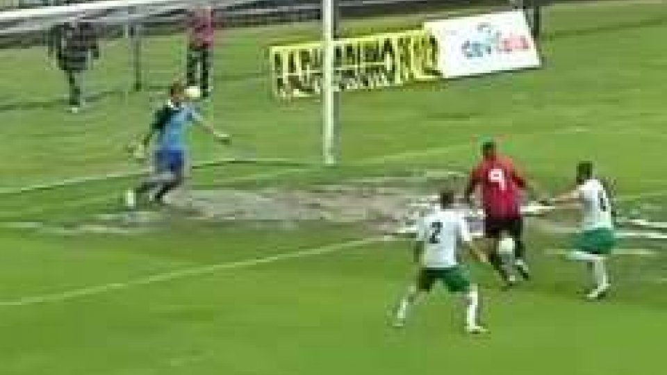 Lucchese - Tuttocuoio 2-0Lucchese - Tuttocuoio 2-0