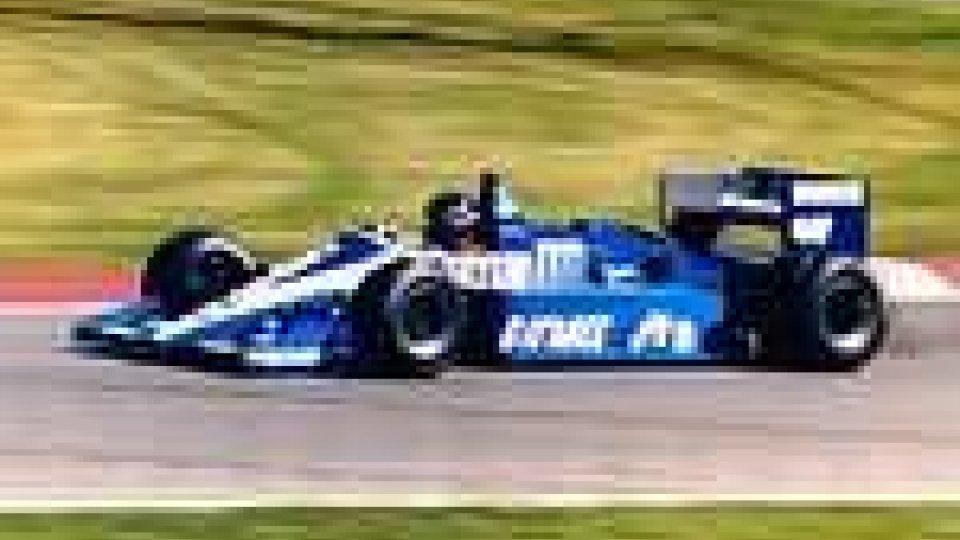 Il debutto di Montanari all'Europeo Formula Renault V6