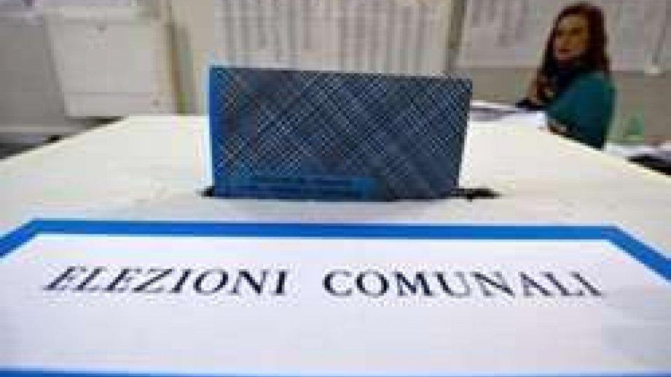 Amministrative: 13 milioni di Italiani al voto. A Rimini affluenza del 17,10% alle 12