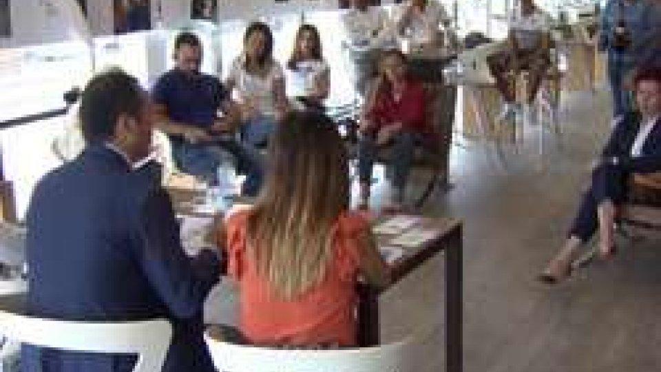"""La conferenza stampa di """"Note di Gusto""""""""Note di Gusto"""", il turismo autunnale di San Marino"""
