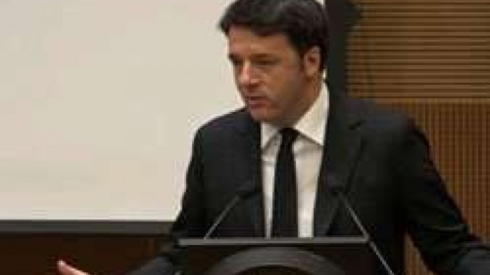 """Matteo Renzi alla stampa: """"2015 anno delle riforme, 2016 sarà l'anno dei valori""""Matteo Renzi alla stampa: """"2015 anno delle riforme, 2016 sarà l'anno dei valori"""""""