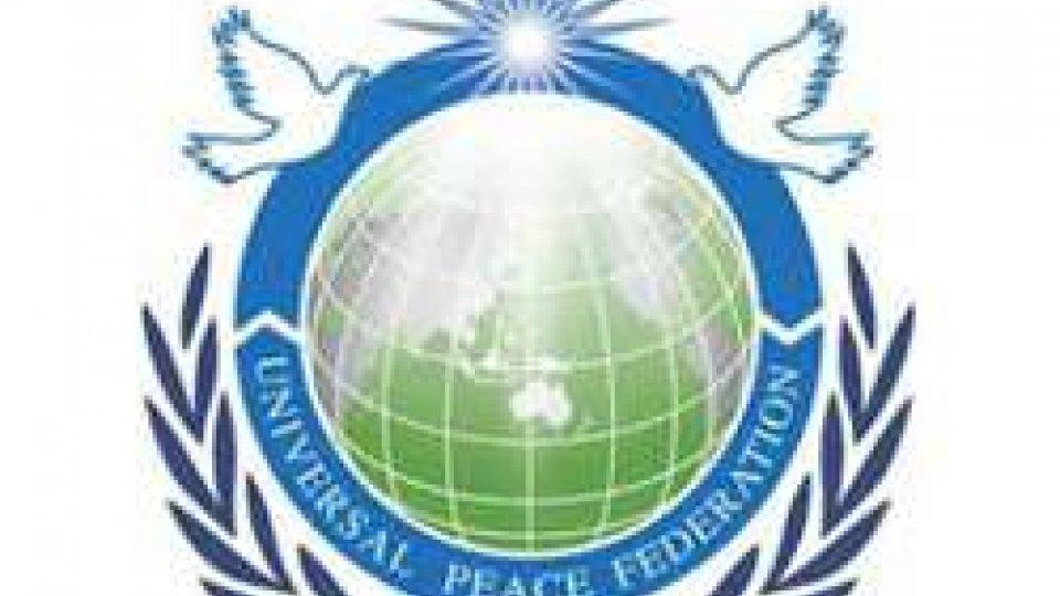 """Universal Peace Federation: presentazione della """"Associazione Internazionale dei Parlamentari per la Pace"""""""