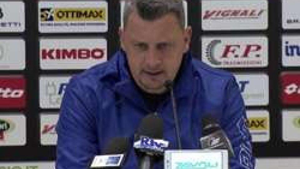 """Andrea CamploneCesena, Camplone: """"Contro la Spal non faremo barricate"""""""