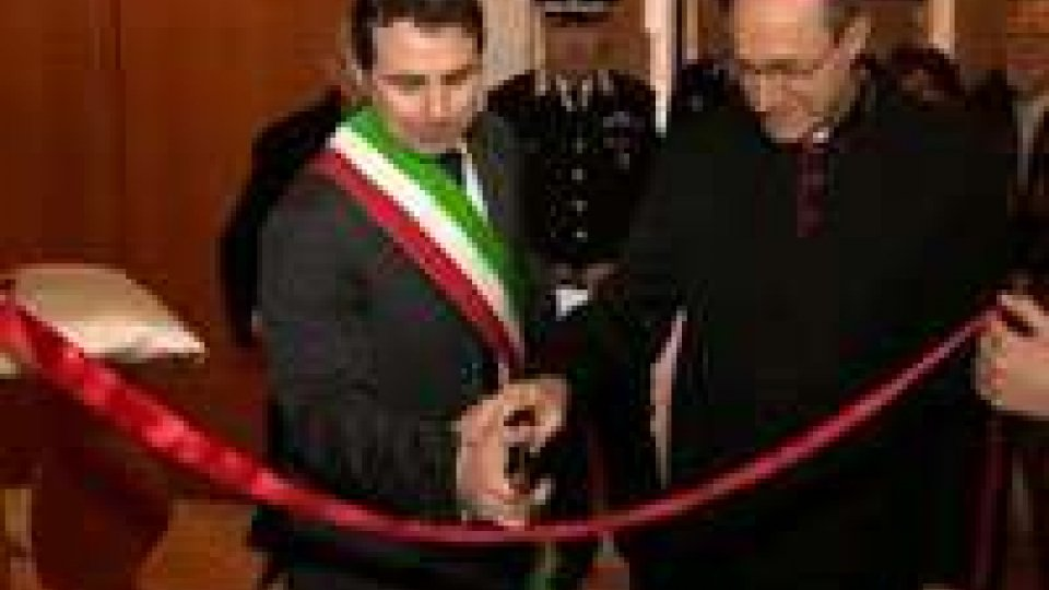 San Leo: inaugurata la sala del Museo d'Arte Sacra dedicata a Mons. Natalino Tosi