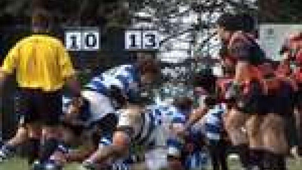 Rugby Club San Marino-San Lorenzo 23-23
