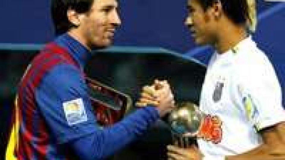 """Neymar: """"Un onore giocare con Messi"""""""