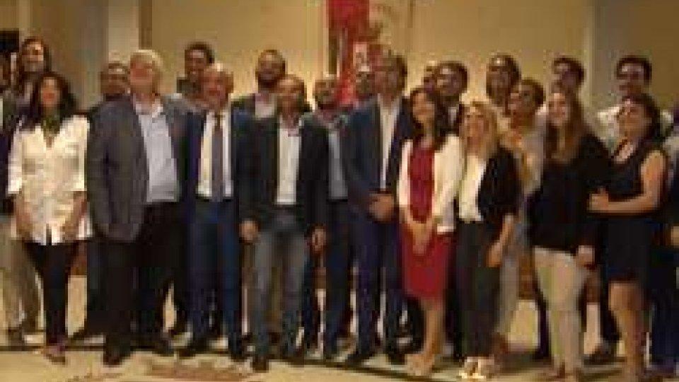 Insediato il nuovo consiglio comunale di Rimini