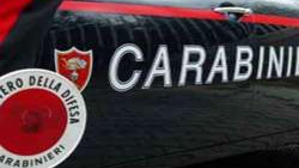 Atti persecutori verso la ex, arrestato 30enne residente a Mondaino