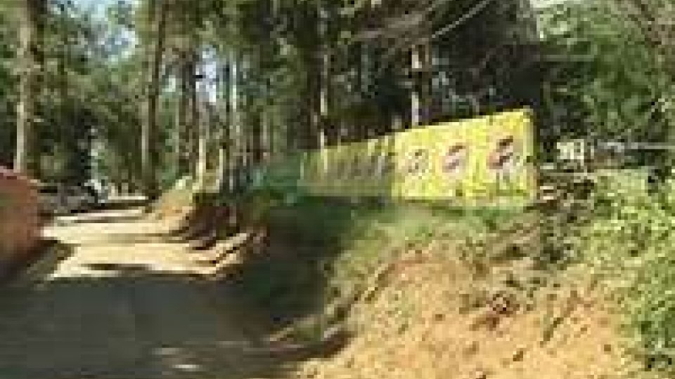 San Marino - Polemica sul Parco di Monte CerretoPolemica sul Parco di Monte Cerreto