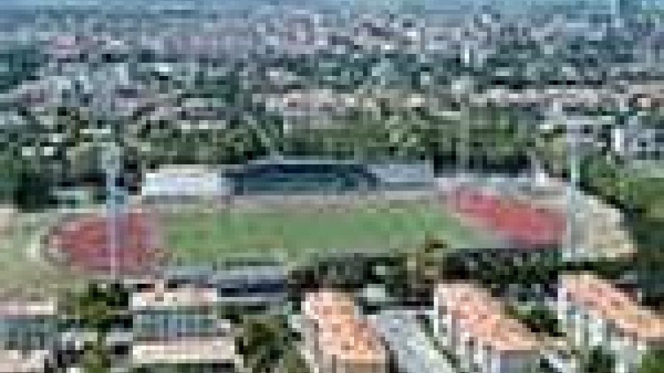 "Lo stadio ""R. Neri"" di Rimini"