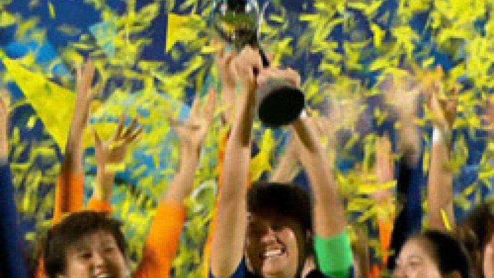 Mondiale U20 Femminile: il Giappone è campione del mondoMondiale U20 Femminile: il Giappone è campione del mondo
