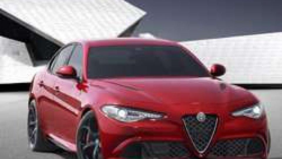 Alfa Romeo 'Giulia'