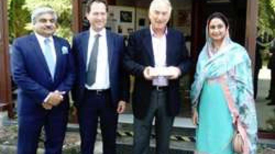 Gruppo ASA riceve la visita ufficiale di una delegazione indiana