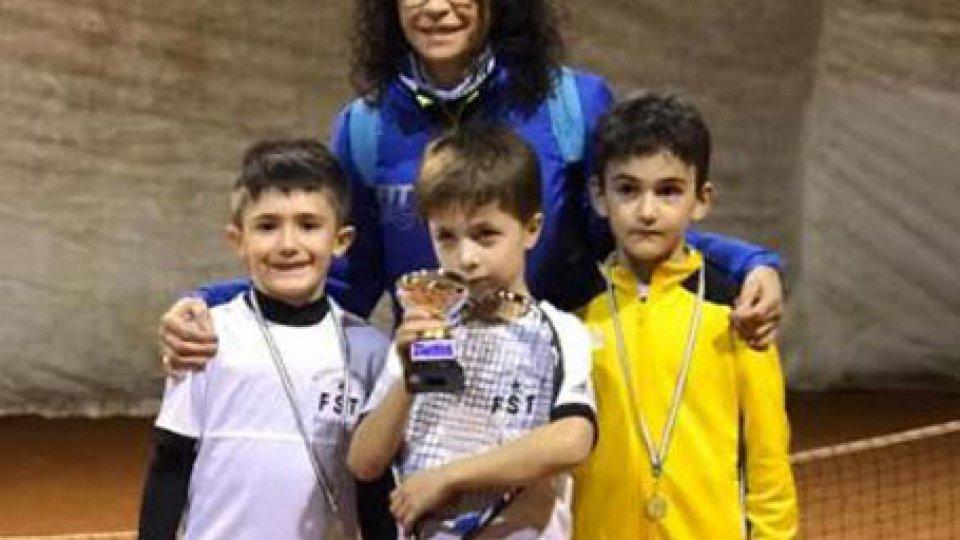 Tennis: gli Allievi della Scuola Federale ancora protagonisti