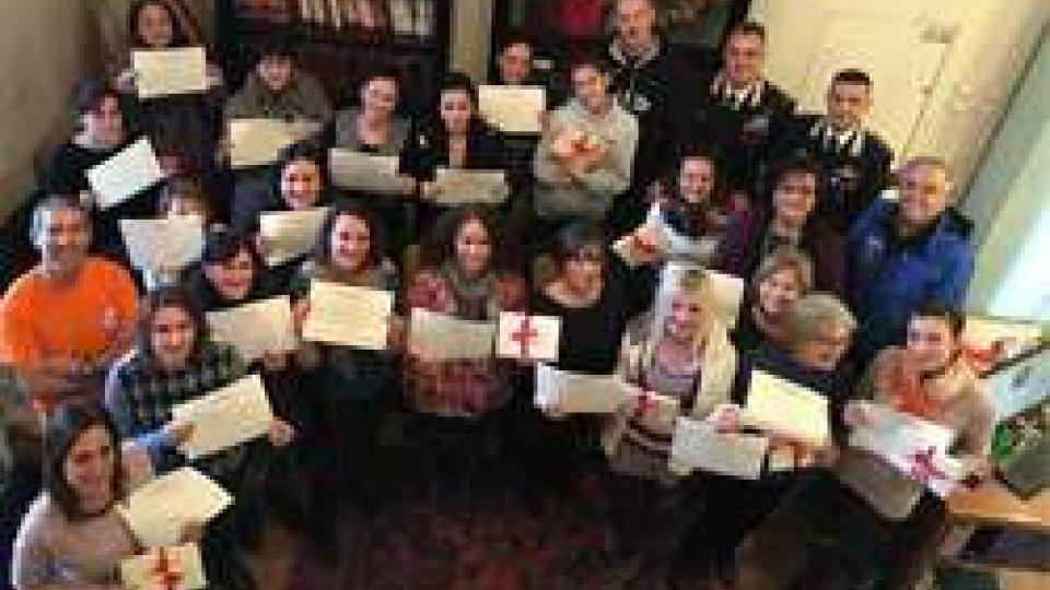 Conclusa l'edizione 2017-18 del Corso di autodifesa dedicato alle donne. 30 le donne partecipati