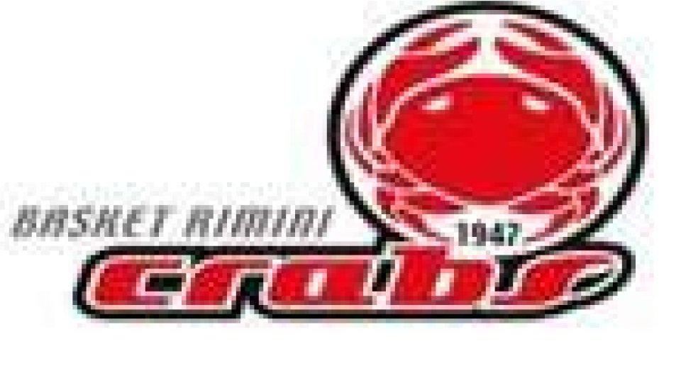 Basket: vittoria dei Crabs Rimini