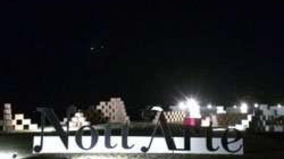 Nott'Arte: successo per la prima notte bianca dell'arte sammarinese