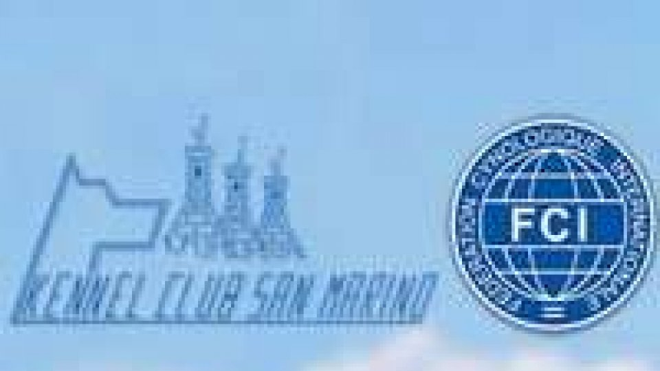San Marino trionfa nella Coppa Europa per cani da seguita