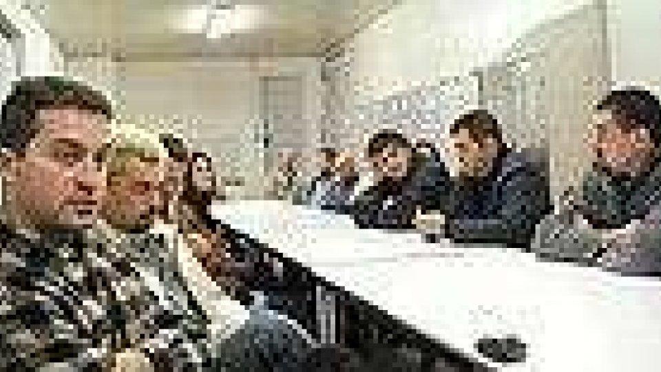 Frontalieri della CSU incontrano il deputato Gambini (DS)