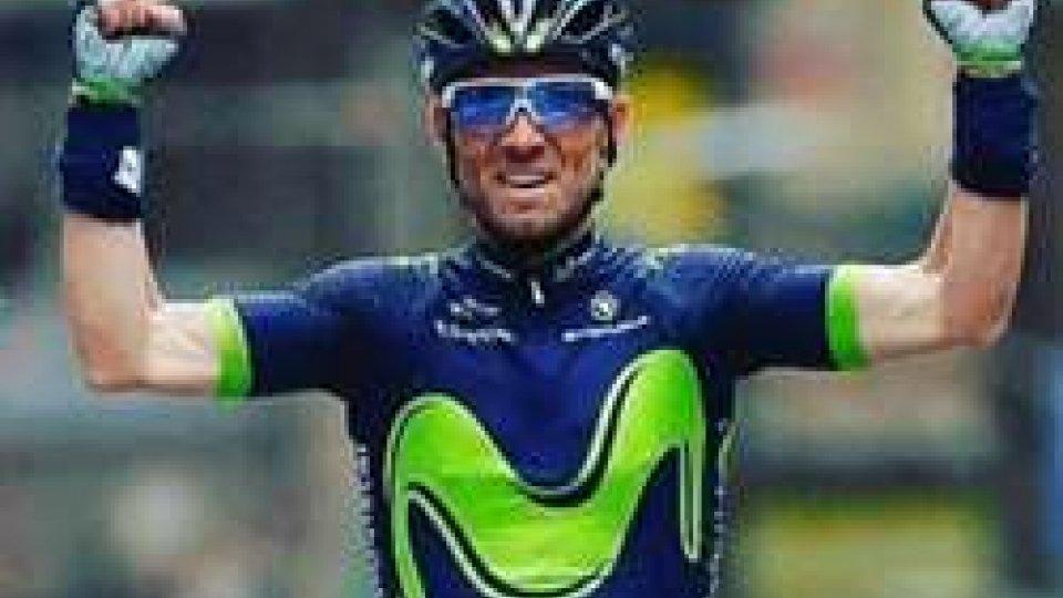 Alejandro ValverdeValverde domina il Catalunya